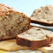 Bethenny's Boo Boo Banana Bread