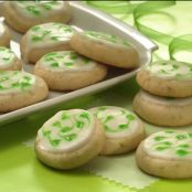 Holiday Lime Cooler Cookies