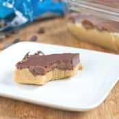 bars - Chocolate Peanut Butter Bars