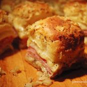 King's Hawaiian Ham & Swiss Rolls