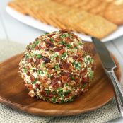 Bacon Jalepeno Cheese Ball