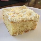 Pineapple Lush Sugar Free Cake