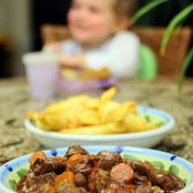 Jamaican-Style Beef Stew