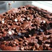 Chocolate Pudding Dump Cake