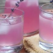 Lavender Lemonade using Lavender Essential Oil