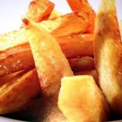 Classic Crispy French Fries in an Air Fryer