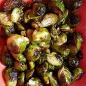 K's Roasted Brussel Sprouts