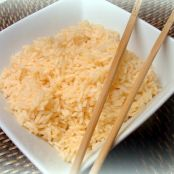 Coconut Rice with Sweet Chili Sauce