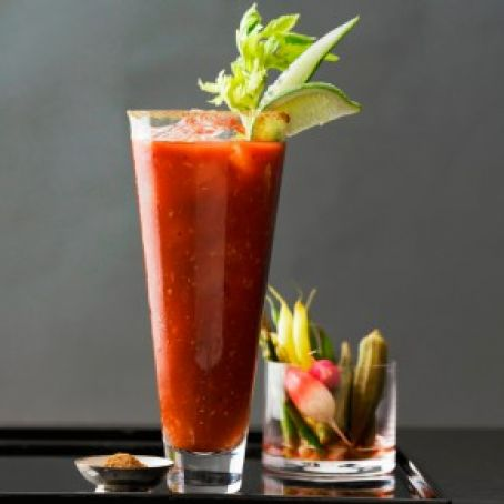 Classic Bloody Mary Recipe 4 5 5