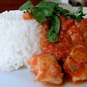 Chicken Tikka Masala, from Cook's Illustrated