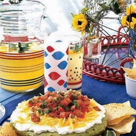 Favorite Layered Party Dip