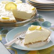 Frozen Lemon Lime Mousse Pie