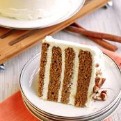 Paleo SWEET POTATO CAKE WITH PALEO WHITE CHOCOLATE FROSTING