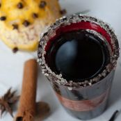 Glühwein, Spiced Austrian & German Holiday Mulled Wine