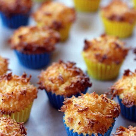 Filipino Style Coconut Macaroons Recipe 4 6 5
