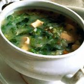 Italian Chicken and Escarole Soup