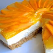 No Bake Mango Cheese Cake