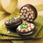 Holiday Sandwich Cookies #2