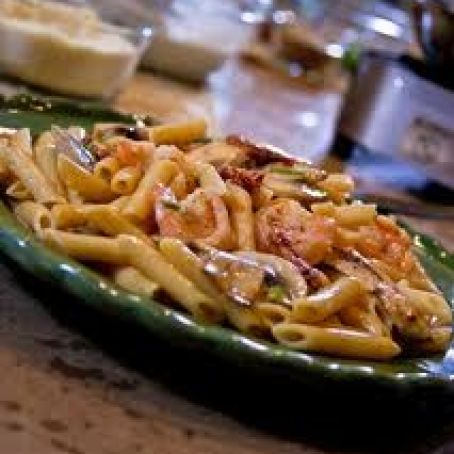 Chicken And Shrimp Penne Recipe 4 8 5