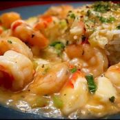Shrimp & Crabmeat Etouffee
