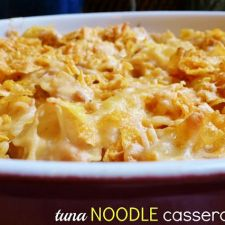 The Joy of Cooking Tuna Noodle Casserole