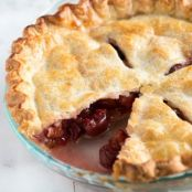 Easy Cherry Pie