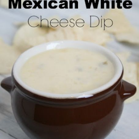 Mexican White Cheese Dip Recipe 4 4 5