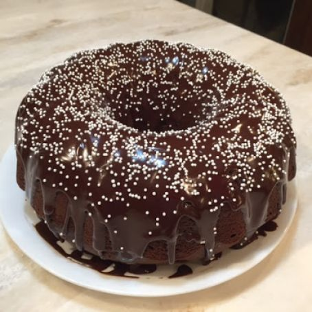 Chocolate Bundt Cake - Martha Stewart Recipe - (4.3/5)
