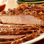 Slow Cooked Carolina Beef Brisket