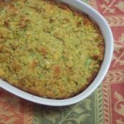 Cornbread Dressing by Mom