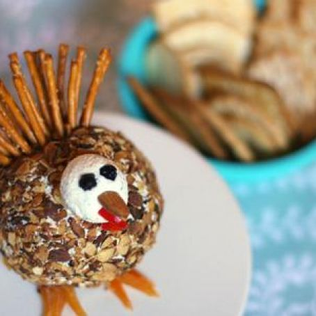 HERBED TURKEY CHEESE BALL