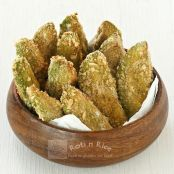 Baked Avocado Fritters