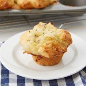 Mini French Onion Monkey Breads