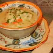 Melissa's Southern Style Slow Cooked Chicken and Dumplings