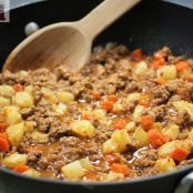 Almost Famous Ground Beef Taco Meat