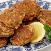 Katie's Simple Fish Cakes