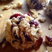 Clementine Cranberry Coconut Macaroons
