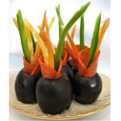 Black Olive Appetizers