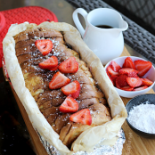 Camp Fire French Toast