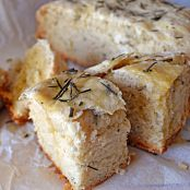 Italian rosemary olive oil crock pot bread