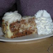 Cheesecake Factory's Carrot Cake Cheesecake Recipe