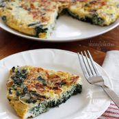 Light Swiss Chard Frittata