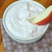 Apple Pie Dip with Chips