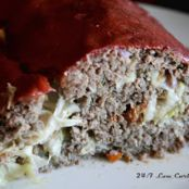 Cabbage Roll Meatloaf