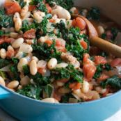 sausage, kale and white bean stew