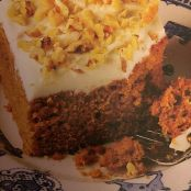Old-Time Carrot Cake