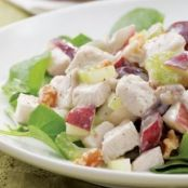 Chicken Waldorf Salad (LF)
