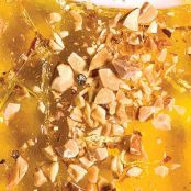 Lemon & Almond Brittle