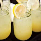 Frozen Vodka Lemonade Cocktail