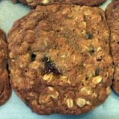 Doc's Apricot Oatmeal Cookies
